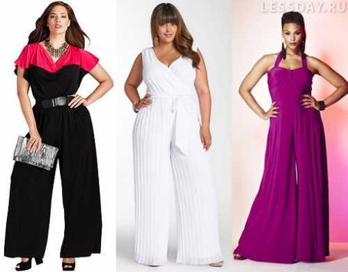 Мода на комбинезоны: какие модели и с какими
