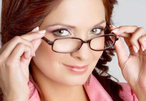Как подобрать очки для круглого лица чтобы