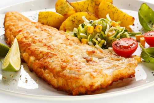 Рецепты филе из рыбы в духовке, секреты выбора
