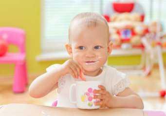 Как кормить ребенка в 1 год