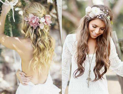 Свадебные прически для самых модных