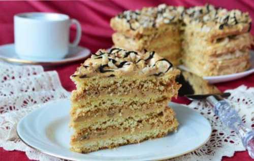 Рецепты торта с черешней, секреты выбора