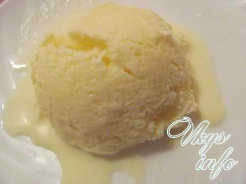 Рецепты домашнего мороженого из сливок, секреты