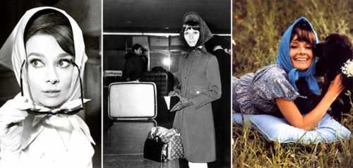 Внучка Одри Хепберн стала появляться на публике