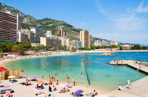 Где остановиться в Монако