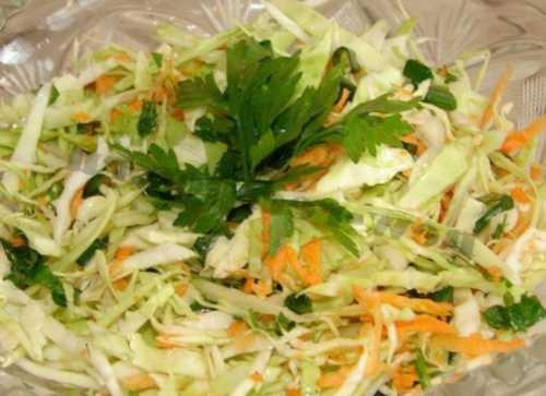Рецепты салата из моркови как в столовой, секреты