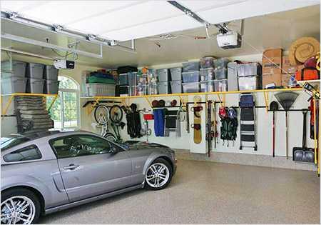 Строим гараж мечты своими руками